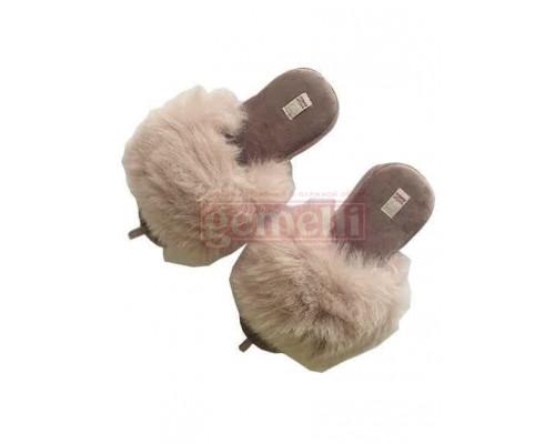 Женские тапочки Альпака