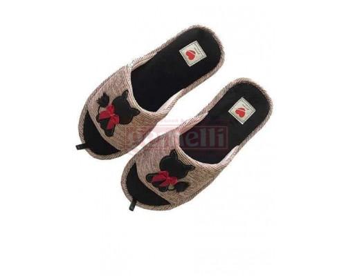 Женские тапочки Киса 1