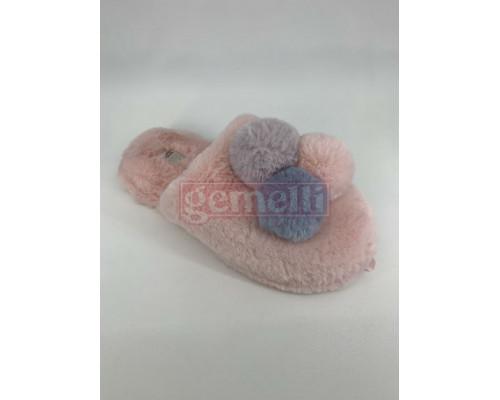 Женские тапочки Пломбир 5